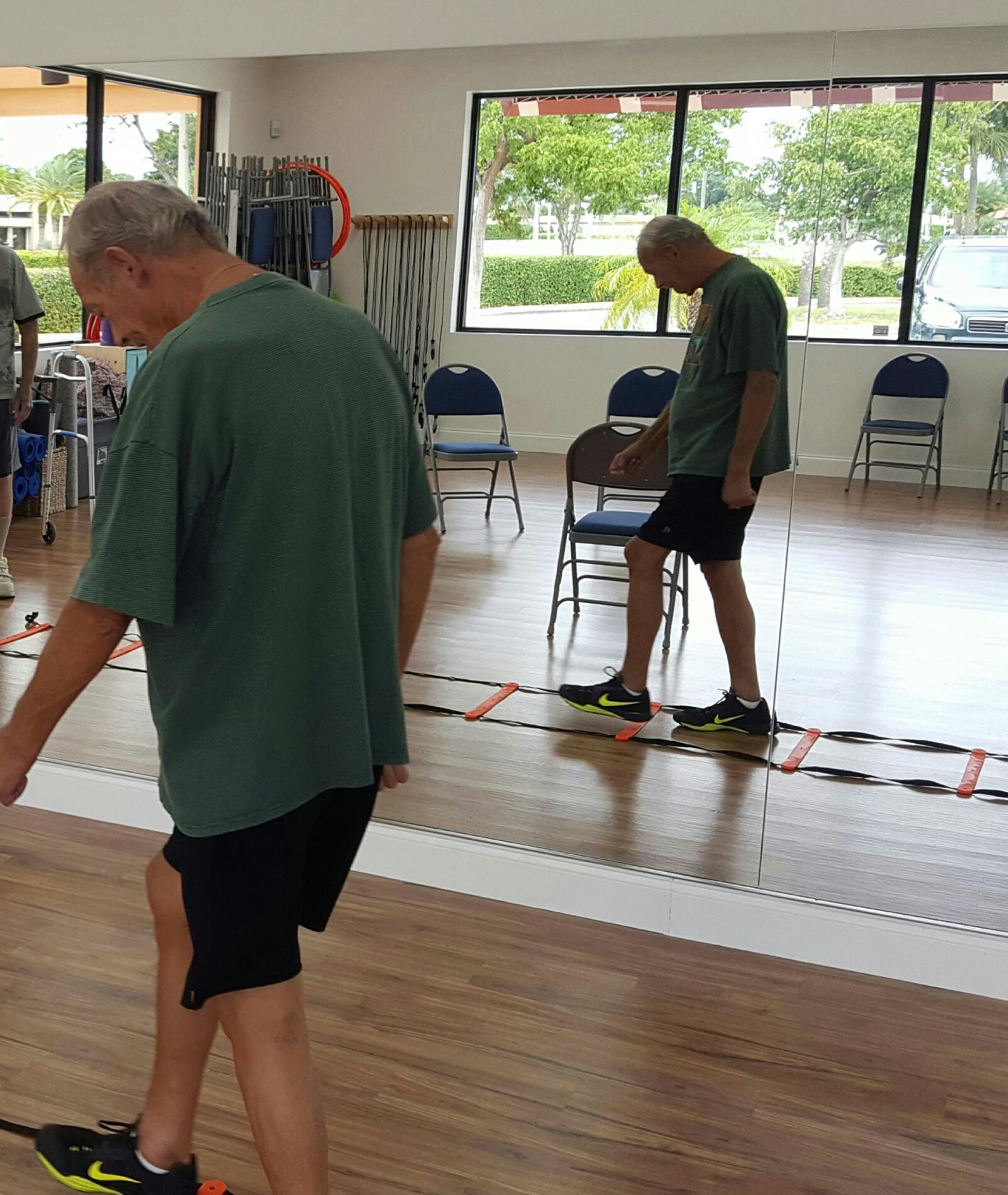 Parkinson Disease exercise