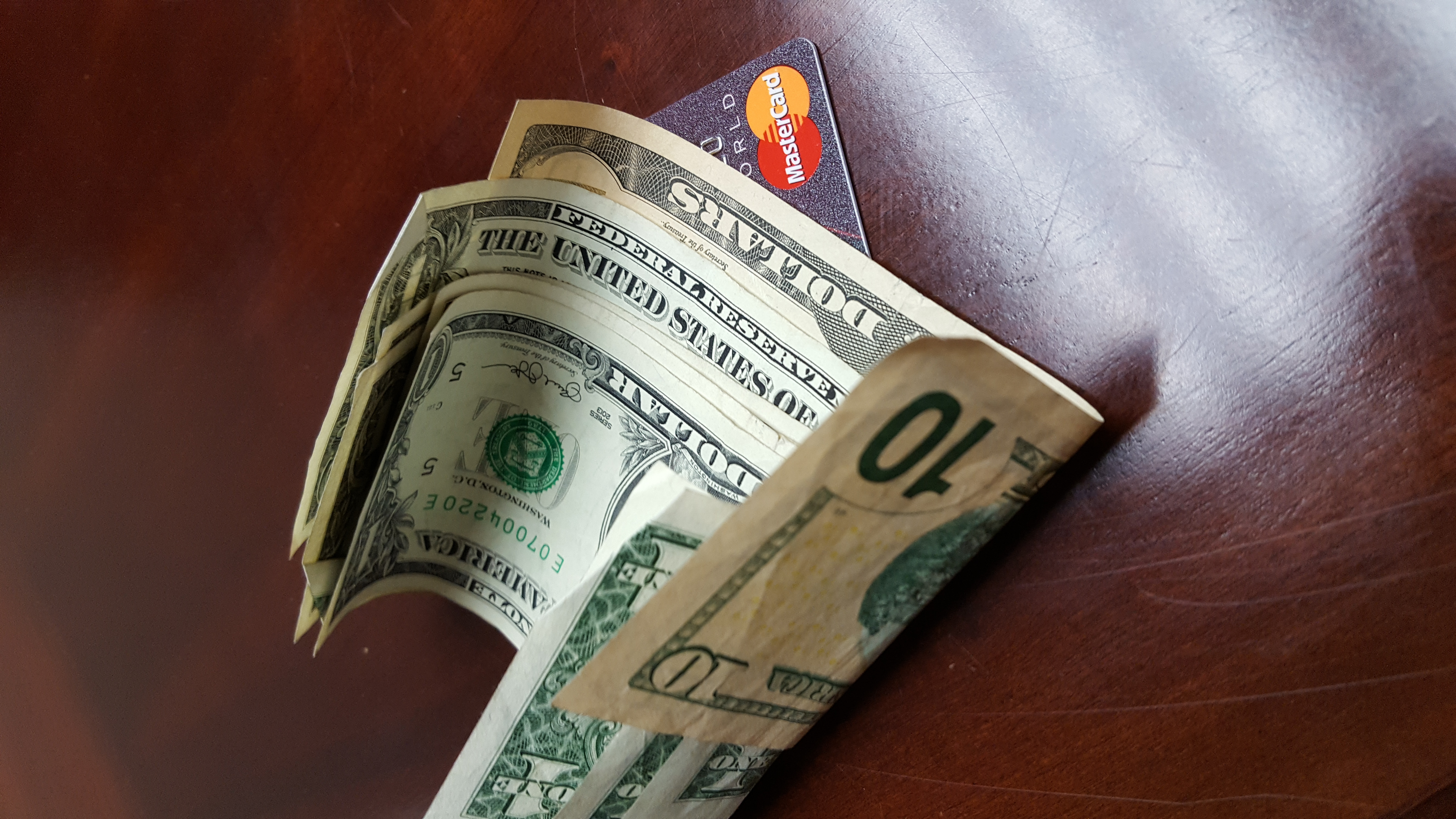 Parent's Finances